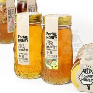 純蜜及浸蜜系列